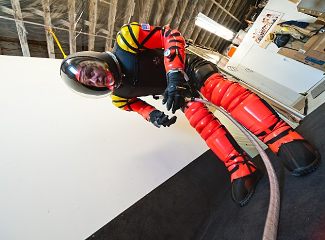 Final Frontier Design space suit