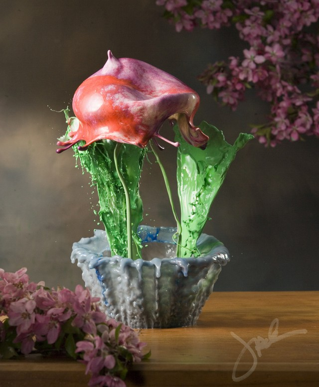 Vessels and Blooms by Jack Long