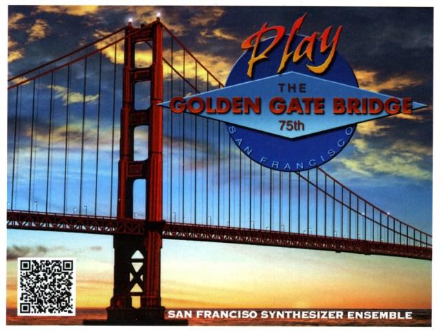 Play the Golden Gate Bridge