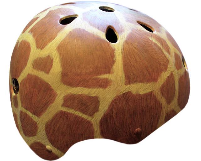 Giraffe Skin by Belle Helmets