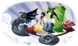 Google Super Heroes