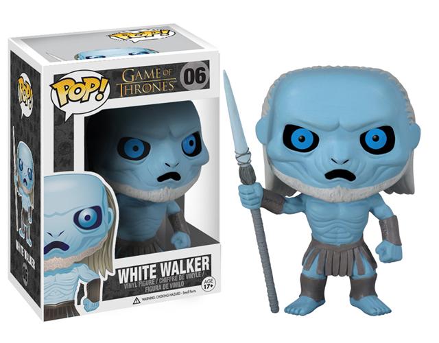 Game of Thrones White Walker Pop! Vinyl Figure