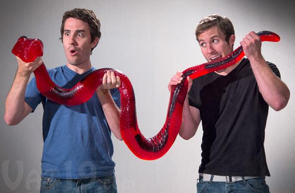 Gummy Python