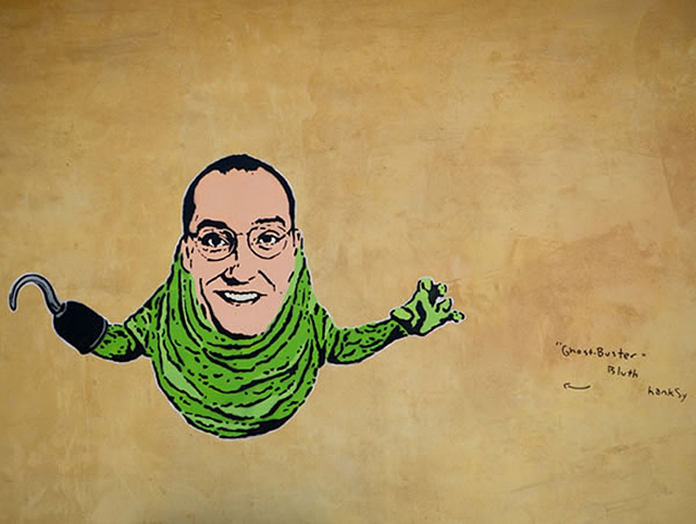 Ghost-Buster Bluth