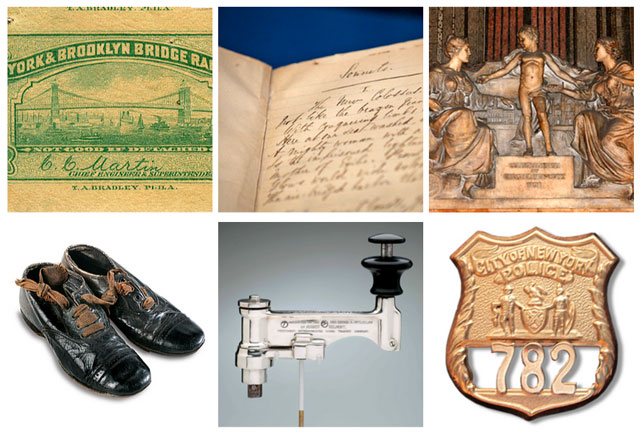 A History of New York in 50 Objects