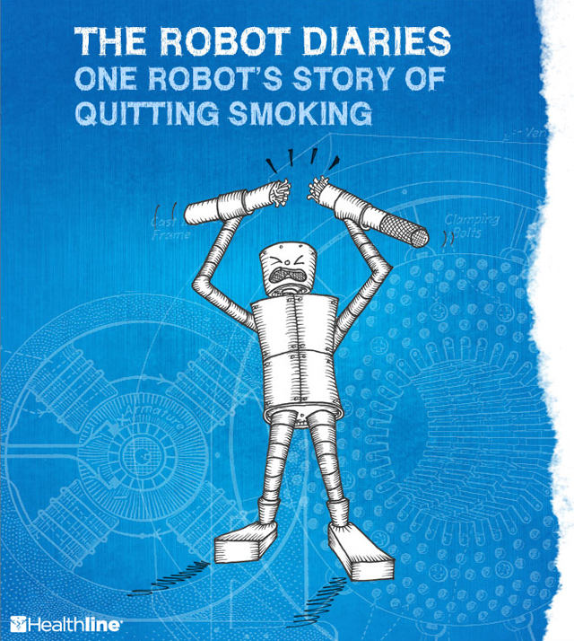 The Robot Diaries: 100% foolproof guide to quitting smoking