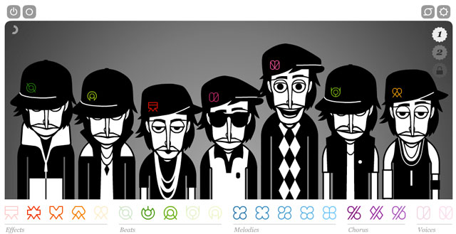 Incredibox by So Far So Good and Incredible Polo