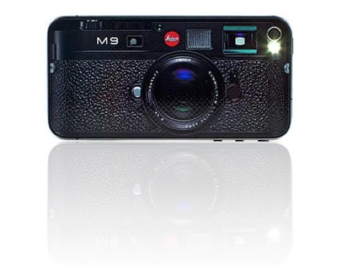 iPhone Leica