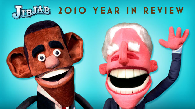 So Long To Ya, 2010 - The JibJab 2010 Year in Review