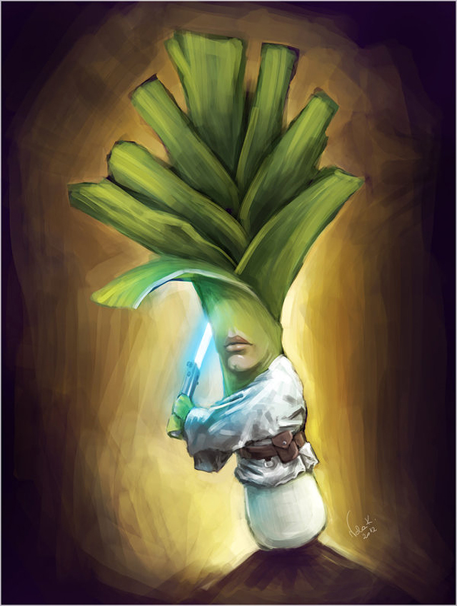 Leek Skywalker