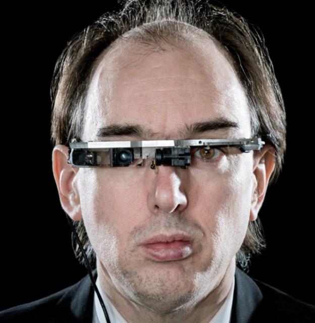 Steve Mann computerized eyewear pioneer