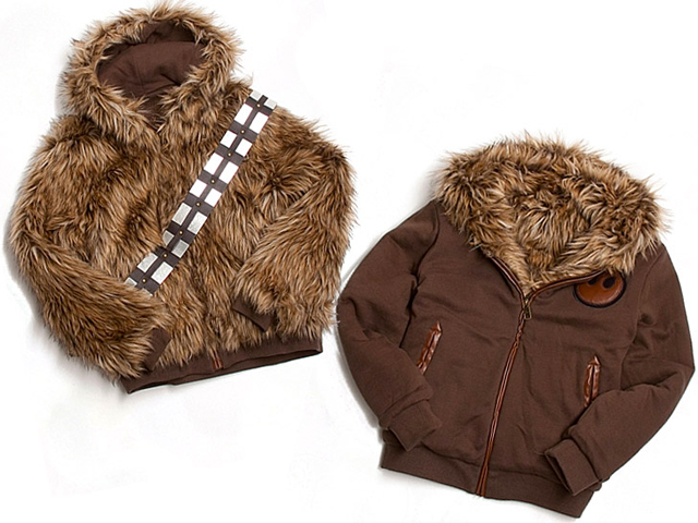 Marc Ecko Chewbacca Jacket