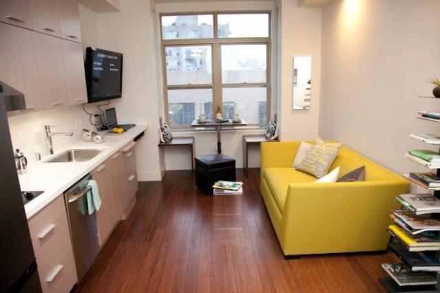 San Francisco Approves 220 Square Foot Micro-Apartments