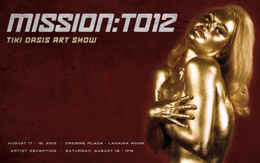 Tiki Oasis 3rd Annual Art Show