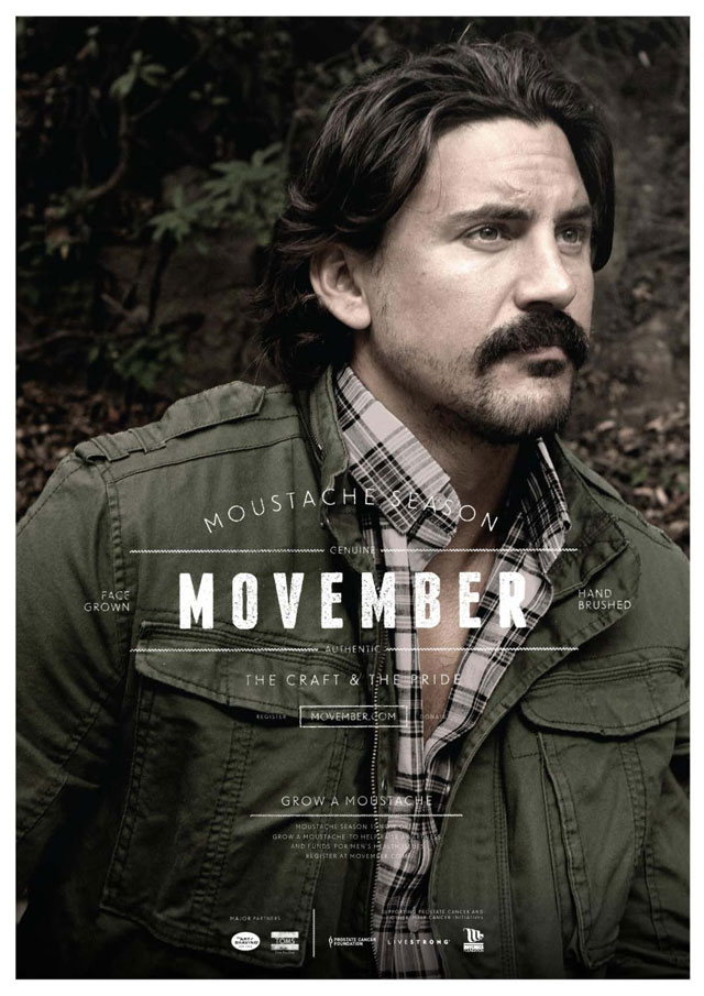 5th Annual Movember