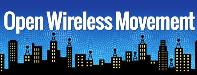 The Open Wireless Movement