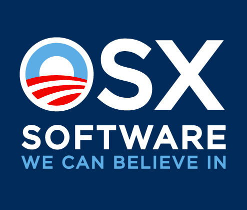 OS X Software We Can Believe In