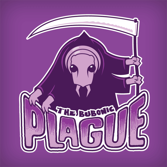 The Bubonic Plague by Jeremy Kalgreen