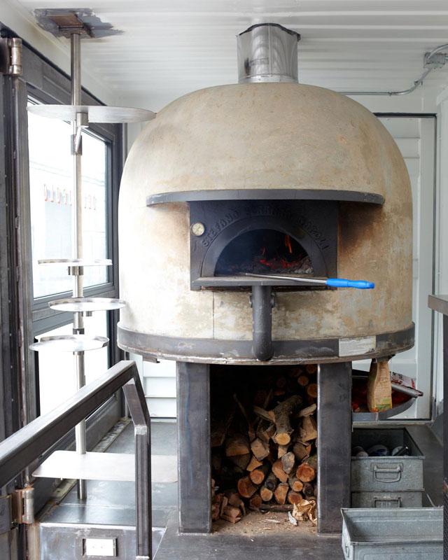 Del Popolo pizzeria San Francisco