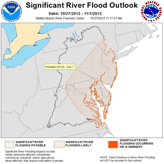 Significant Flood Outlook
