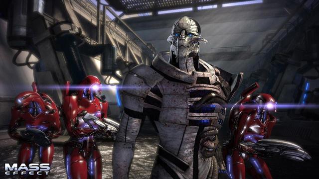 Mass Effect 1 Screen - BioWare