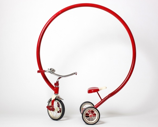 Tricycle by Sergio Garcia