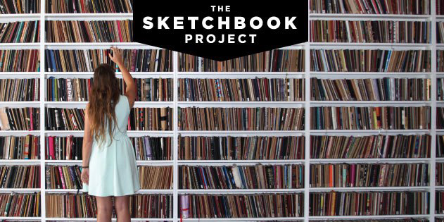 The Sketchbook Project by Art House Co-Op