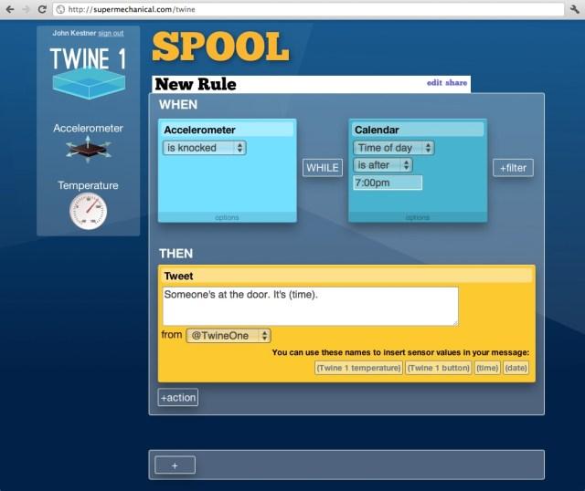 Twine by Supermechanical