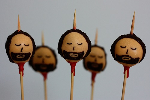 Game of Thrones Cake Pops