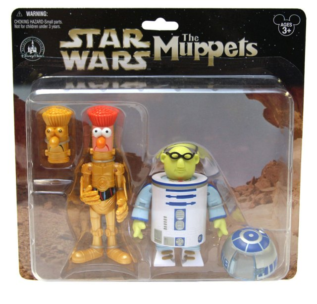 Star Wars Muppet Action Figures