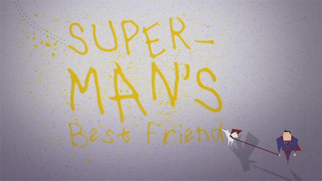 Superman's Best Friend by Brett Underhill