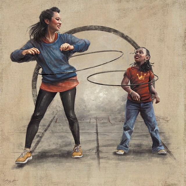 Heroes - For Childish Gambino by Sam Spratt