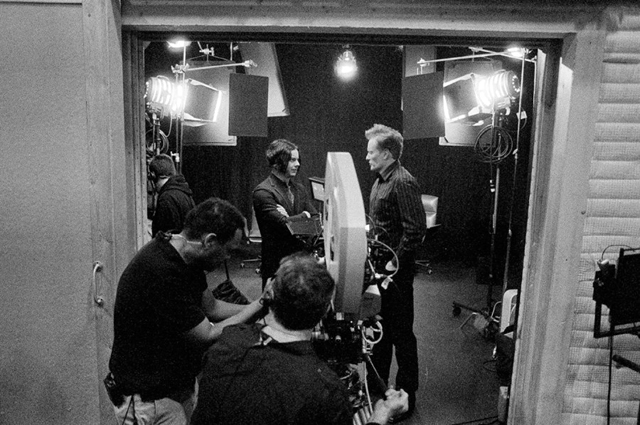 Rocker Jack White - Serious Jibber-Jabber with Conan O'Brien
