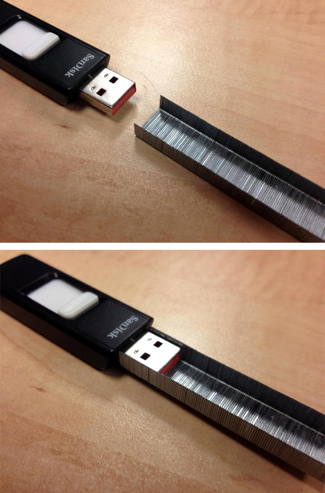 USB Staples