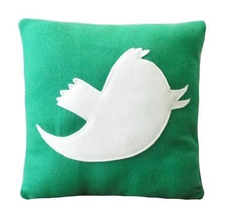 Twitter Pillow
