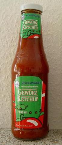 VW Ketchup