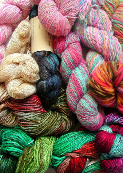 warm and fuzzy knitting scarves for charity