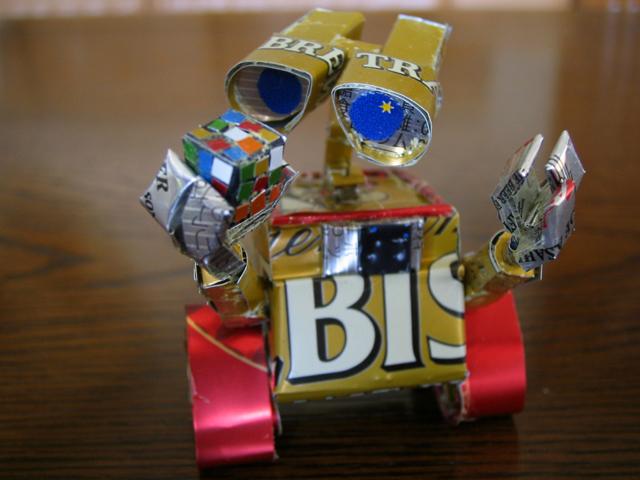WALL-E by Makaon