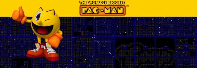 The World's Biggest Pac Man