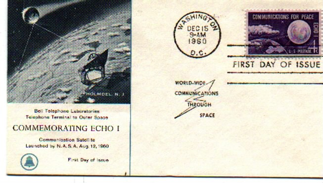 Beginning the Age of Satellite Communication: Echo 1, August 1960 (3/3)