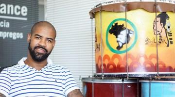 Afroreggae William Reis