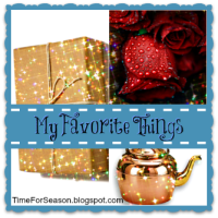 My Favorite Things Link Party! Halloween Recipes, DIY's, Crafts and More Oct 19-26