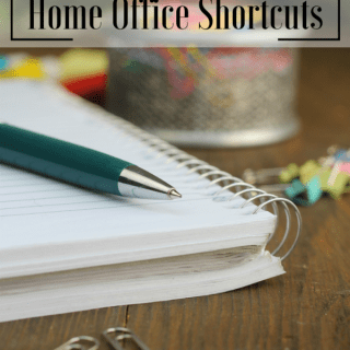 Perfect Home Office Shortcuts