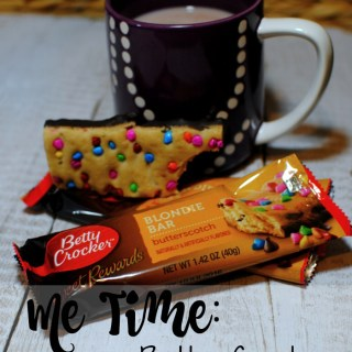 Me time Betty Crocker Sweet Rewards
