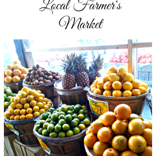 Buying from Your Local Farmer's Market