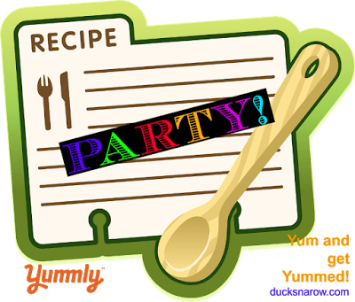Recipe Sharing Party Week 3
