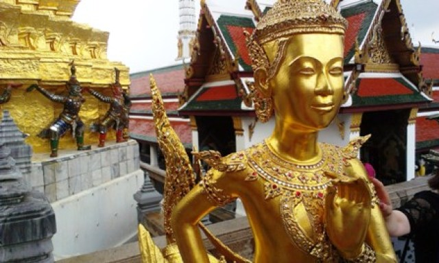 Welcome to the Grand Palace