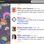 Social Influence and the Impact of Klout API