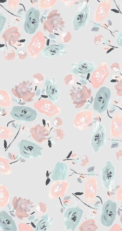 Inspired Idea: February Tech Wallpapers - Lauren Conrad