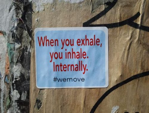When You Exhale